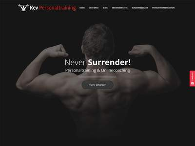 Kev Personaltraining