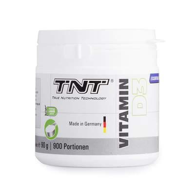 TNT Vitamin D3 - 90g Dose