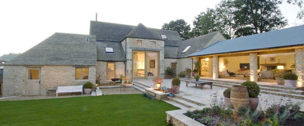 Barn conversion design