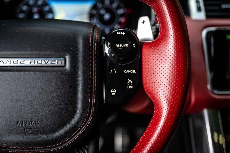Land Rover Range Rover Sport P575 SVR | Panorama | Stoelkoeling | HUD | Carbon afbeelding 12