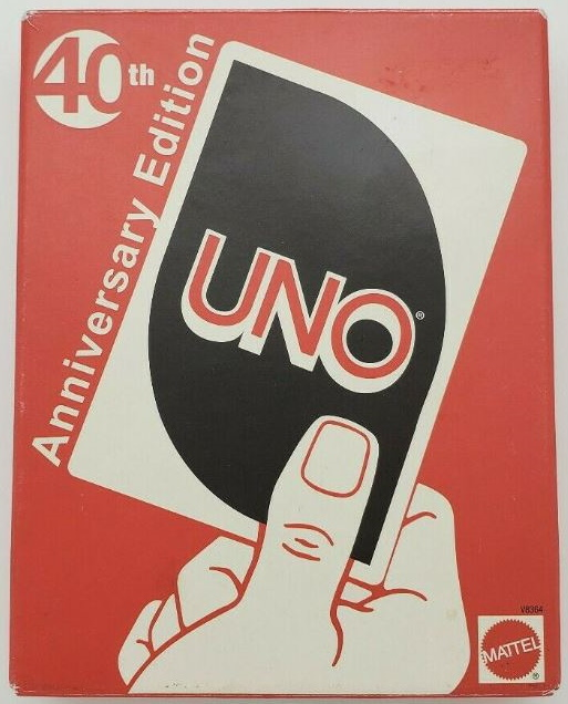40th Anniversary Edition Uno