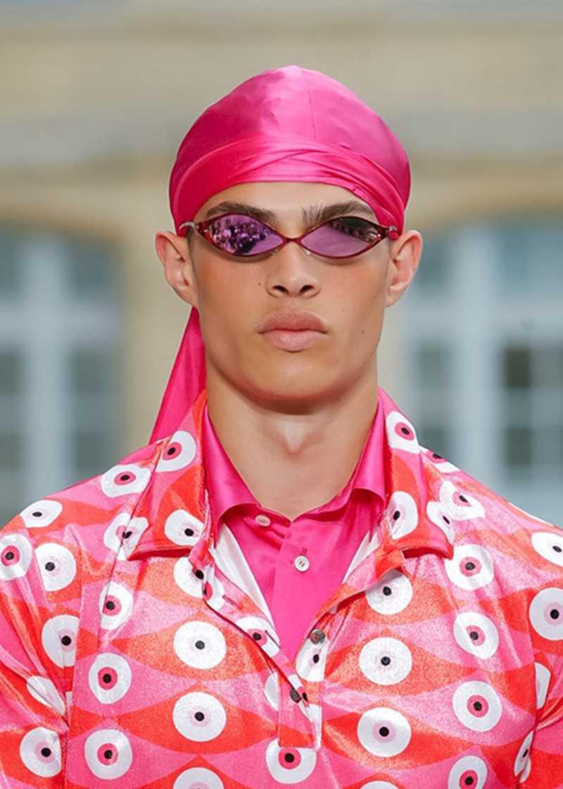 Emel Headscarf Pink. GmbH SS20