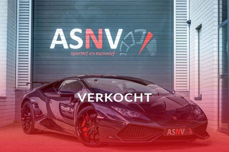 Lamborghini Huracan 5.2 V10 LP610-4, 610 PK, Keramiek, Nose Lift, Camera, Stitching, Rear/Wing, 33DKM, 2015!! afbeelding 1