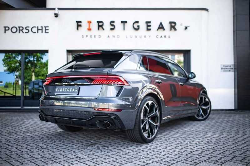 "Audi RS Q8 4.0 TFSI Quattro *RS-Dynamic Plus / Keramisch / Massage / HUD / 23"" / B&O* afbeelding 8"