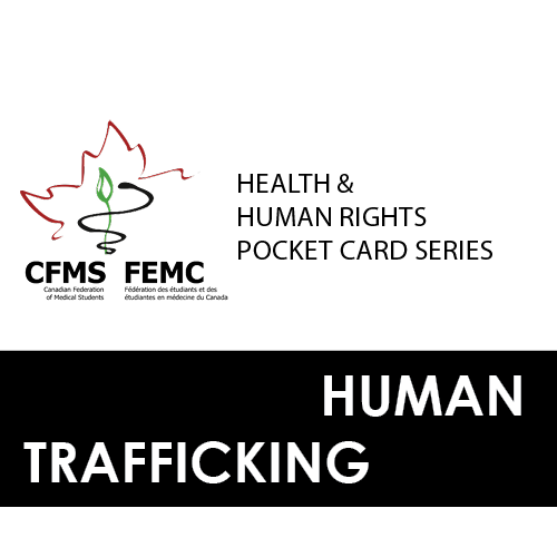 Download human trafficking pocket card
