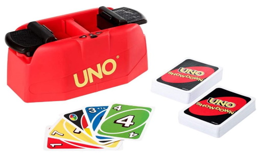 Uno Showdown Spinoff Game Display Image