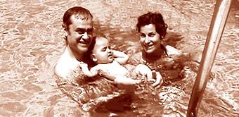 Lucía, Àlex i Arnau