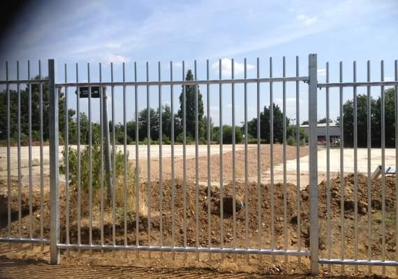 Guardsman security fence
