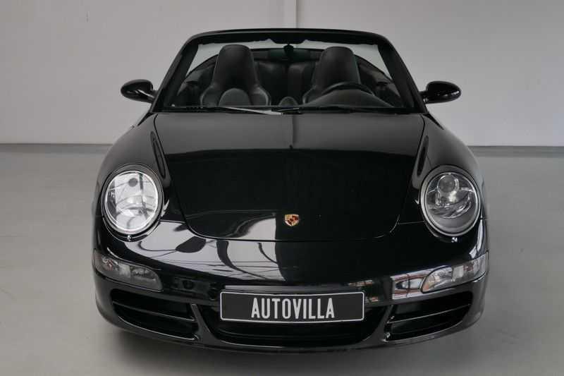 Porsche 911 Cabrio 3.8 Carrera S Keramisch - Sport chrono afbeelding 9