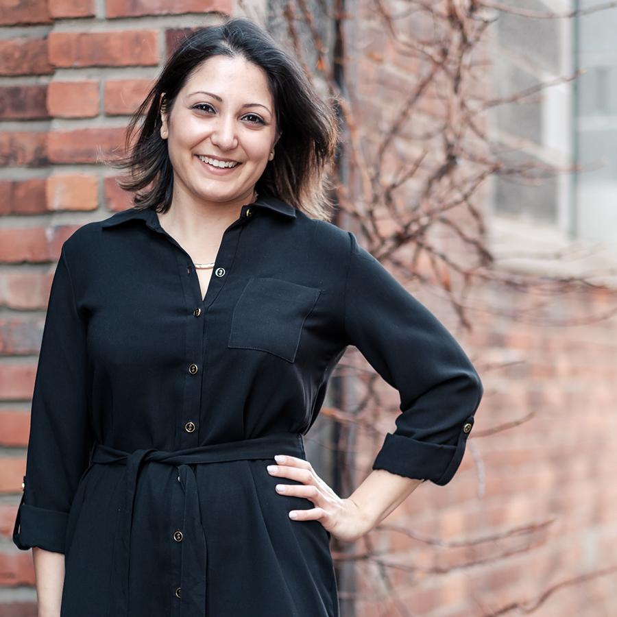 Jenna Hage-Hassan, Founder & CEO