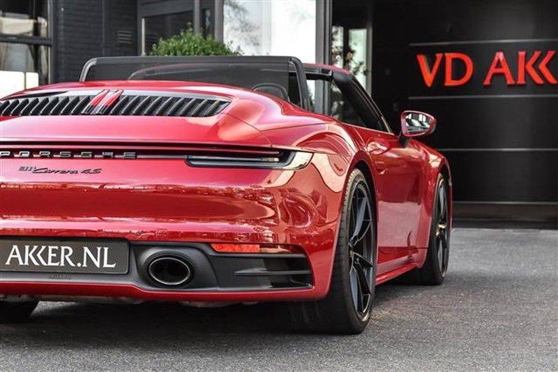 Porsche 911 4S CABRIO 4WSTURING+ST.KOELING+SP.CHRONO NP.218K afbeelding 19