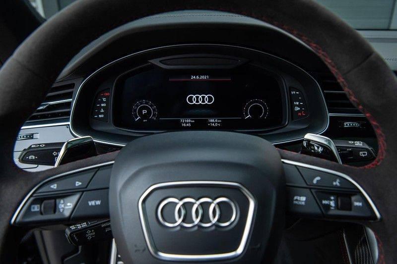 Audi RS Q8 4.0 TFSI Quattro, 600 PK, RS-Dynamic Plus Pakket, Keramiek, Keyless, Stoelventilatie, Pano/Dak, BTW, Nw. Prijs €252K!! afbeelding 17