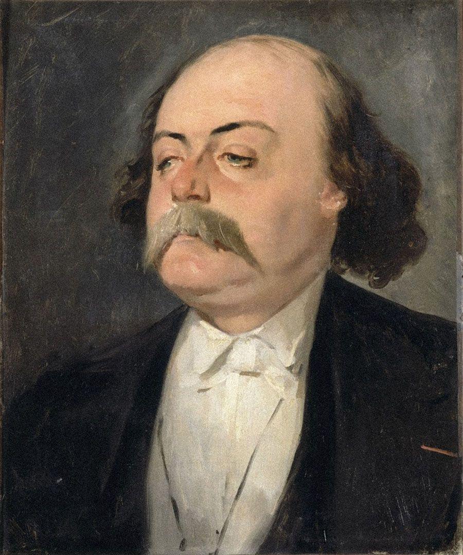 Гюстав Флобер в 1856 году / Эжен Жиро, art.rmngp.fr