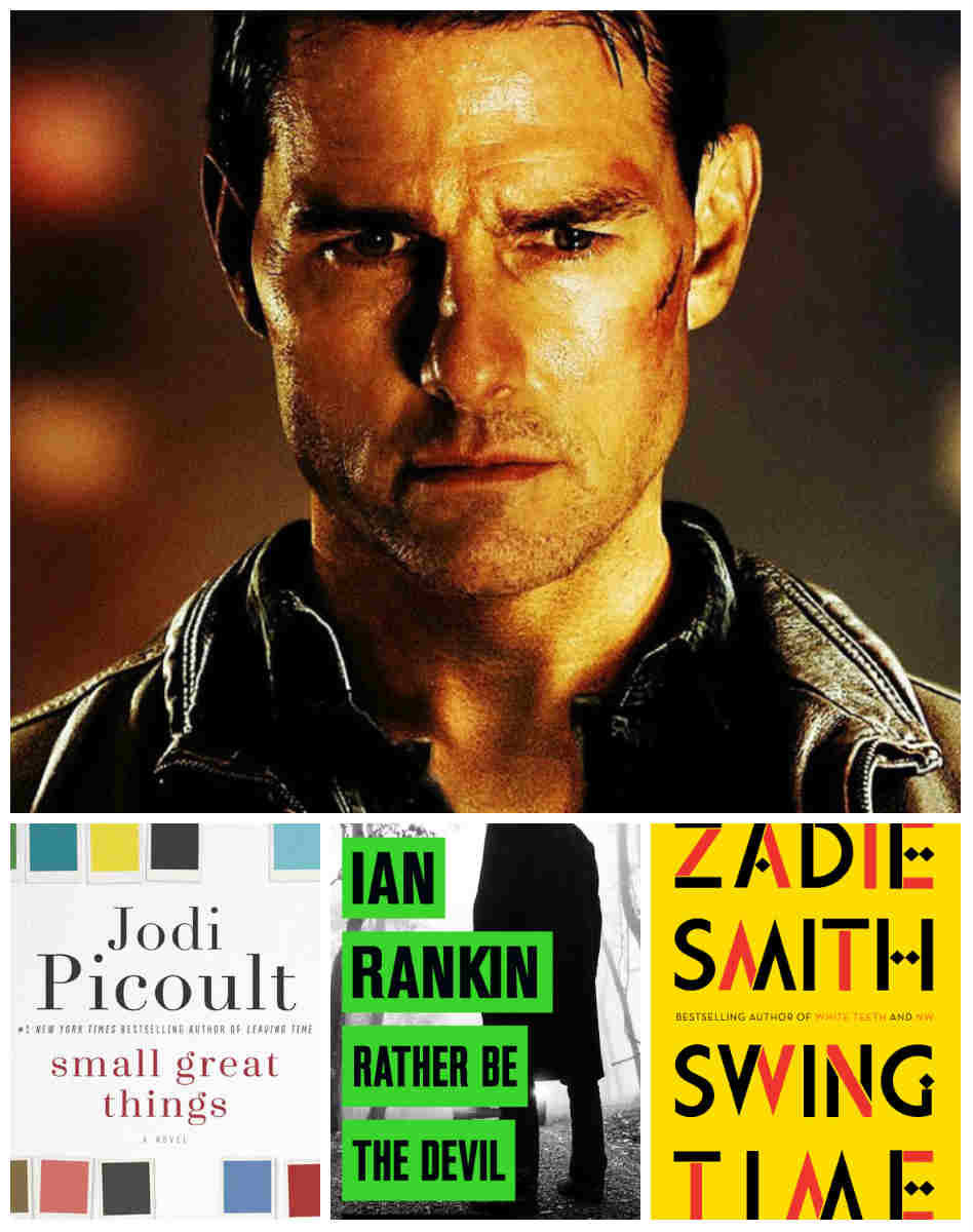 Jack Reacher, Small Great Things, Rather Be The Devil and Swing Time