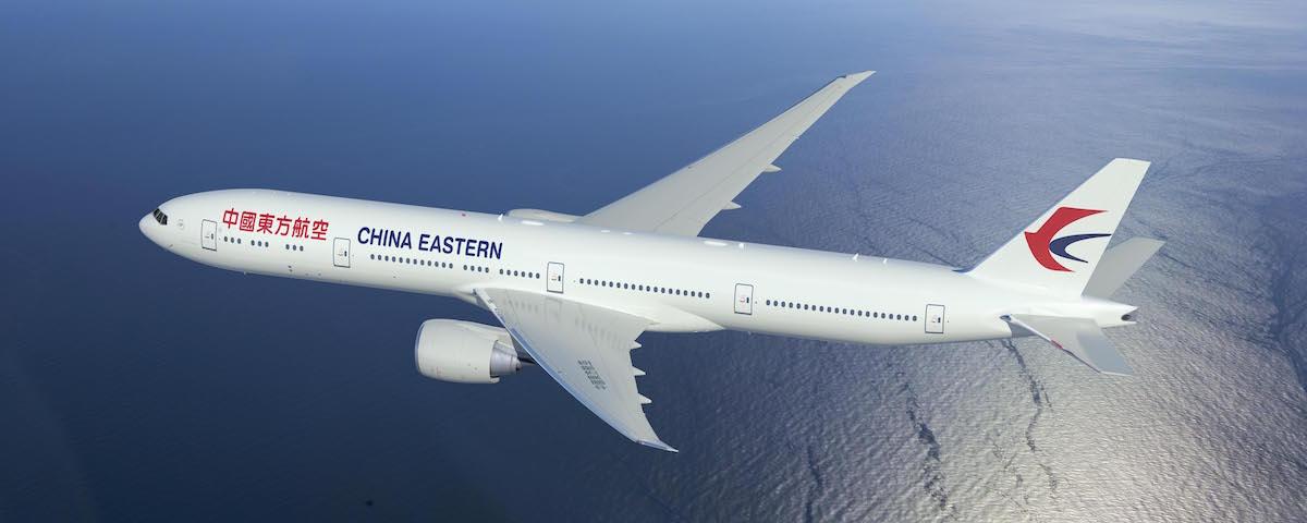 China Eastern 777