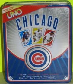 Chicago Cubs Uno (2009)