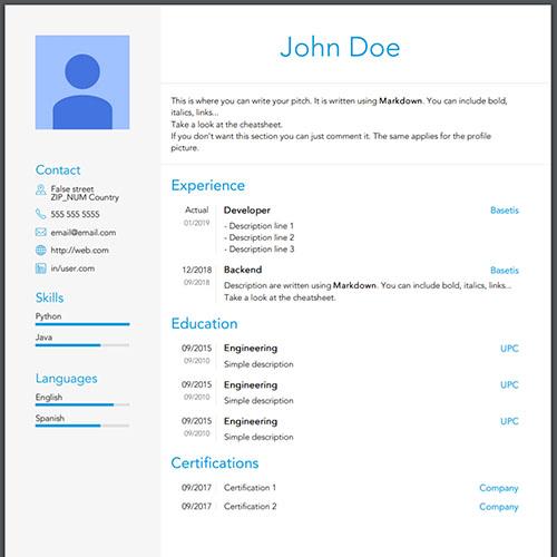 Resume Automation