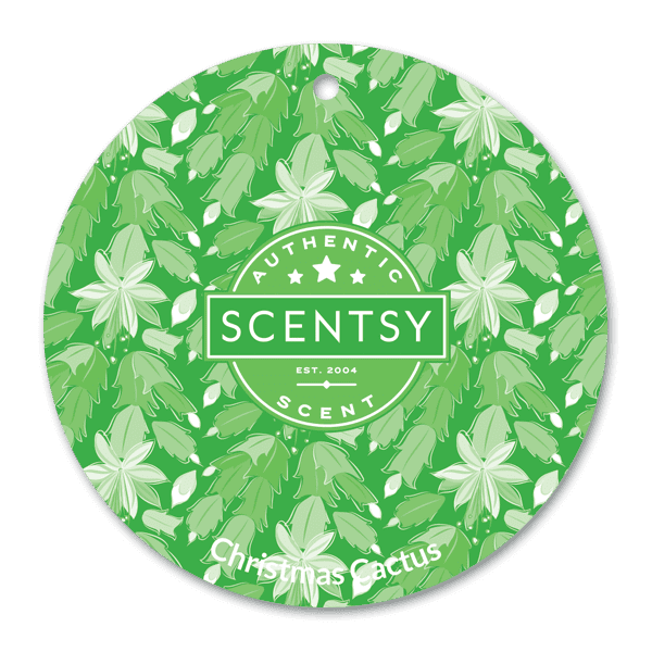 Picture of Christmas Cactus Scent Circle