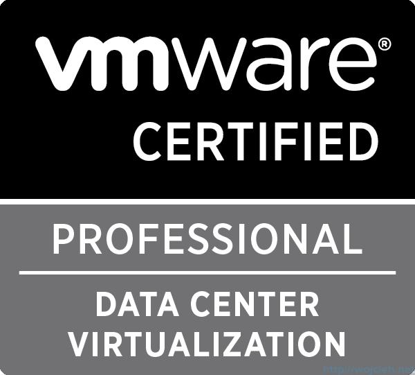 VCP-DCV Logo