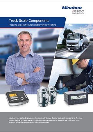 catalog  Minebea cântărire camioane