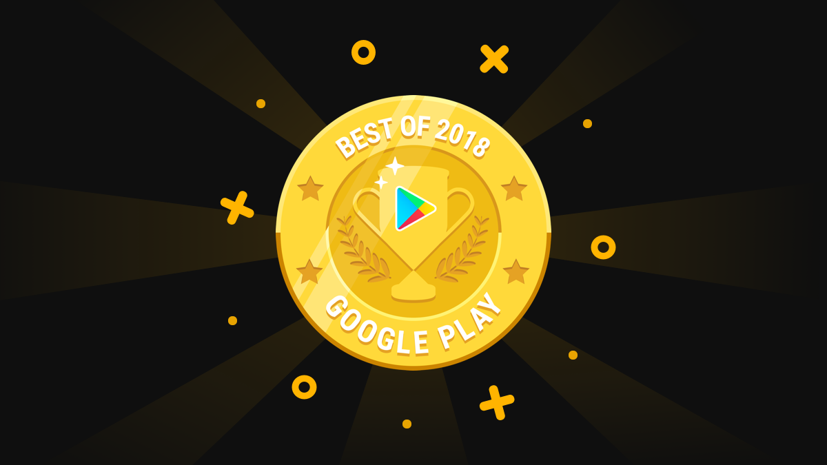 Google Play Best of 2018