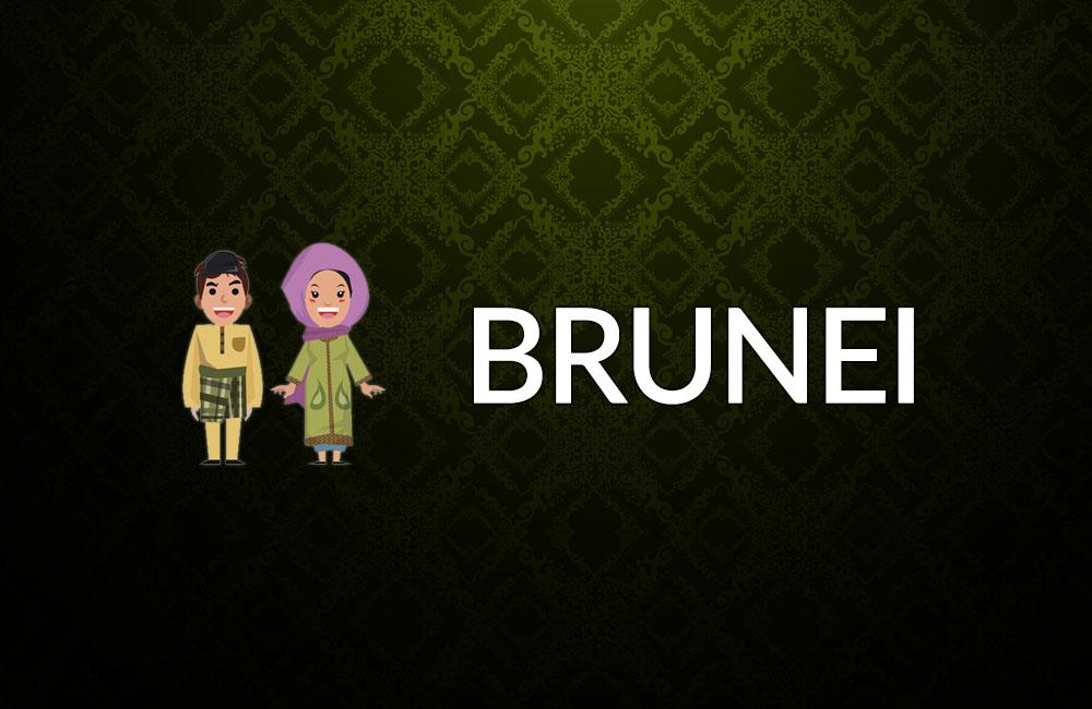 Customs in Brunei banner
