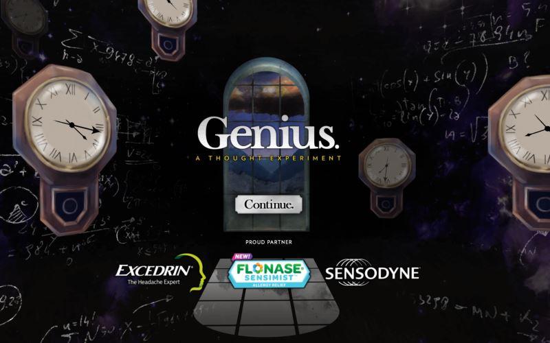 Genius Experiment