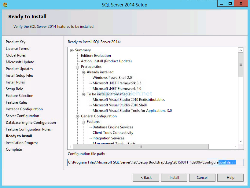 VMware vCenter Server 6 on Windows Server 2012 R2 with Microsoft SQL Server 2014 - 16