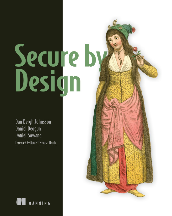 Secure by Design Book