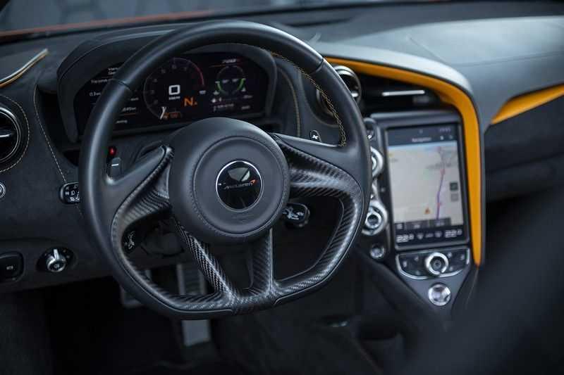 McLaren 720S 4.0 V8 Performance BTW + CF INTERIOR + LIFTING + SOFT CLOSE afbeelding 17