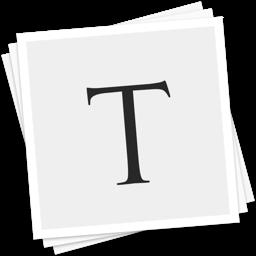 Typora logo