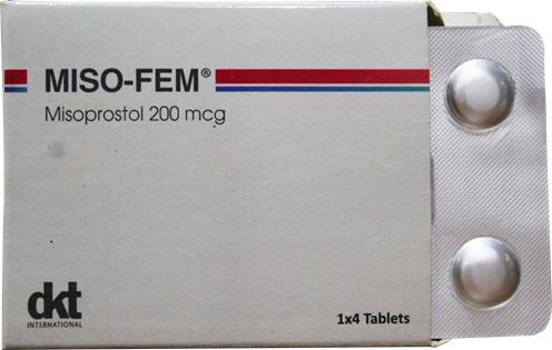 Misofem Abortion Pill