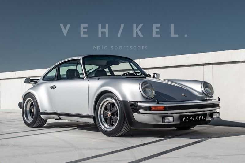 Porsche 911 930 3.3 Turbo Coupé // uitzonderlijk mooie staat // afbeelding 4