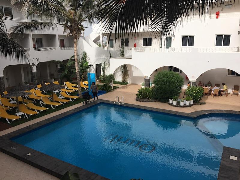 Hotel Pontao, Sal