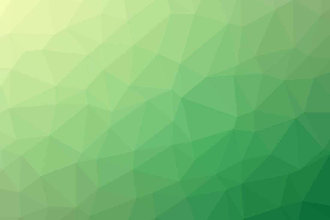 SVG Landscape Polygon Background