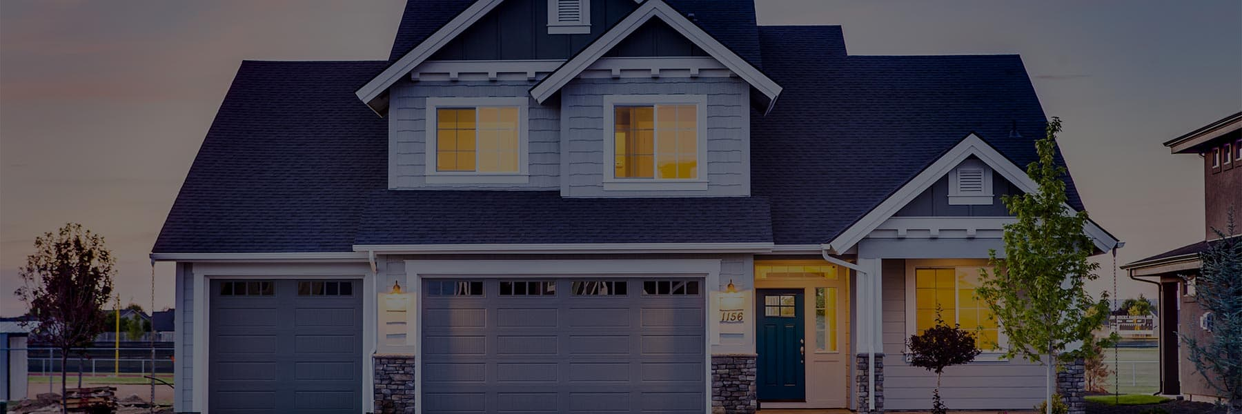 Rowat Insurance - outside of house