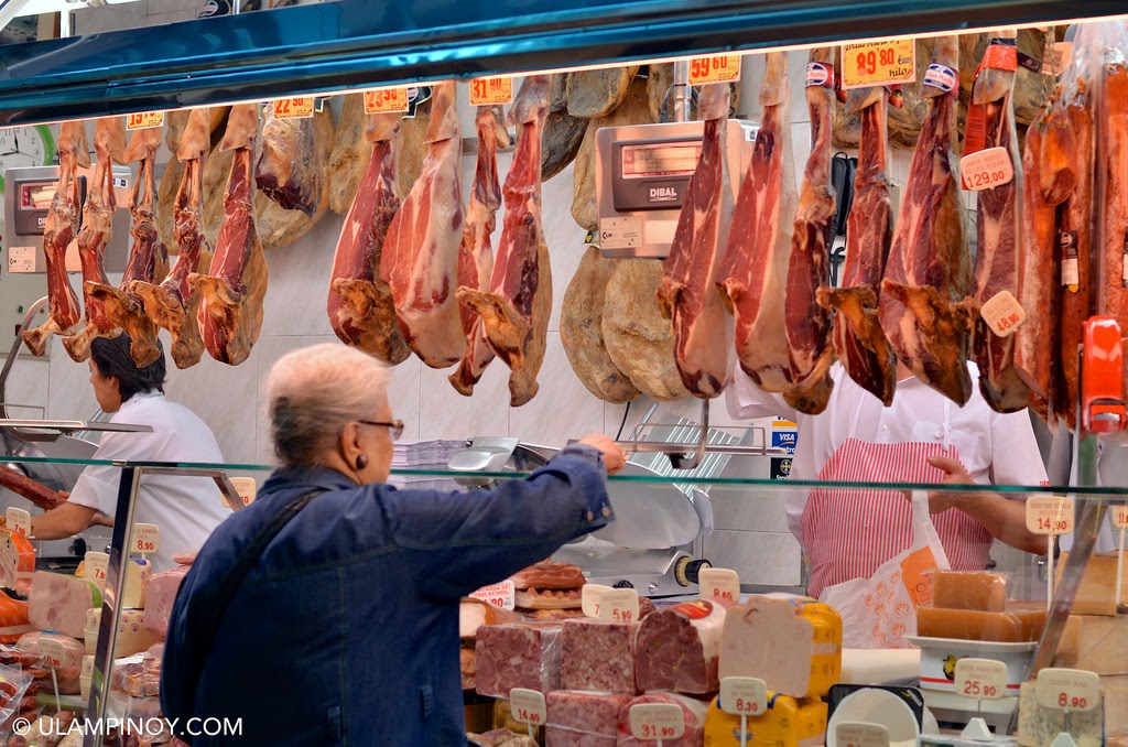 Charcutería, the awesome pork goodness shop