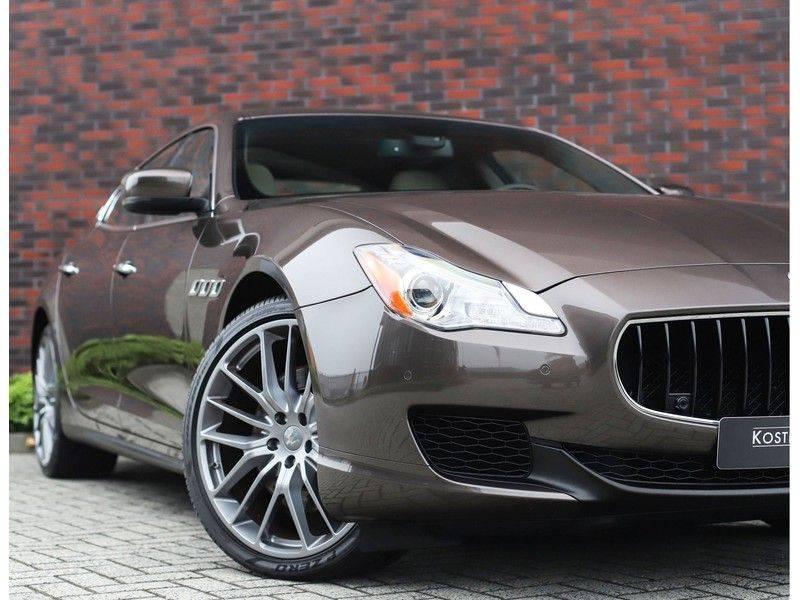Maserati Quattroporte 3.0 S Q4 *BTW*Schuifdak*Camera*1e eig* afbeelding 2