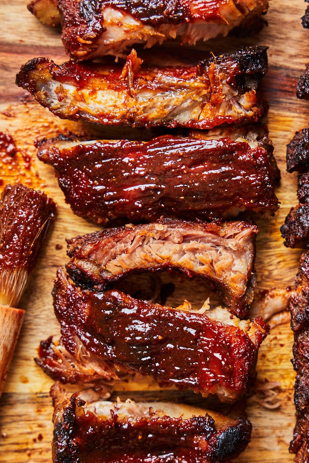 Easy No Fail BBQ Ribs