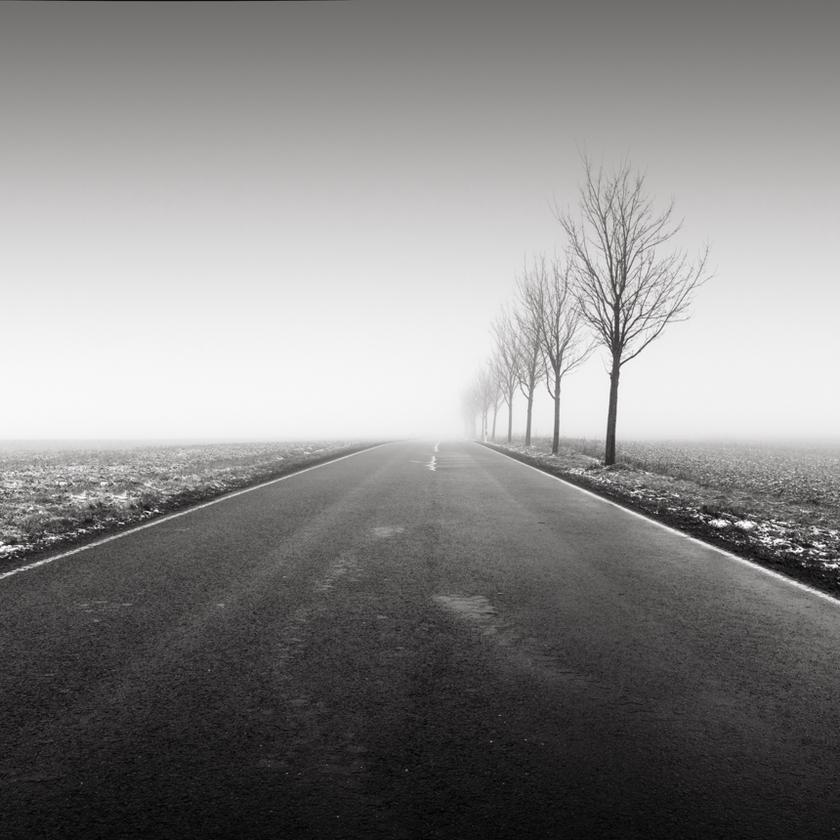 Straße ins Nichts