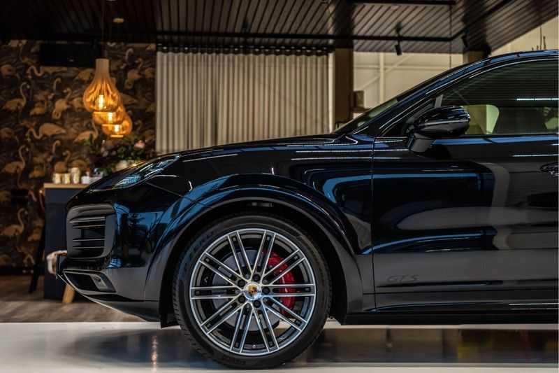 Porsche Cayenne Coupé 4.0 GTS | Head-up-Display | BOSE | Adaptieve luchtvering afbeelding 17