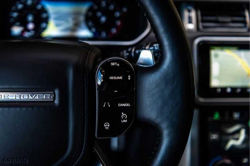 Land Rover Range Rover 5.0 V8 SC LWB Autobiography | Black Pack | Long Wheel Base | Massage | Panorama | Meridian Surround | Drive Pro Pack afbeelding 18