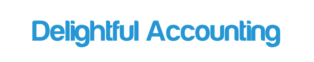 Delightful Accounting Logo