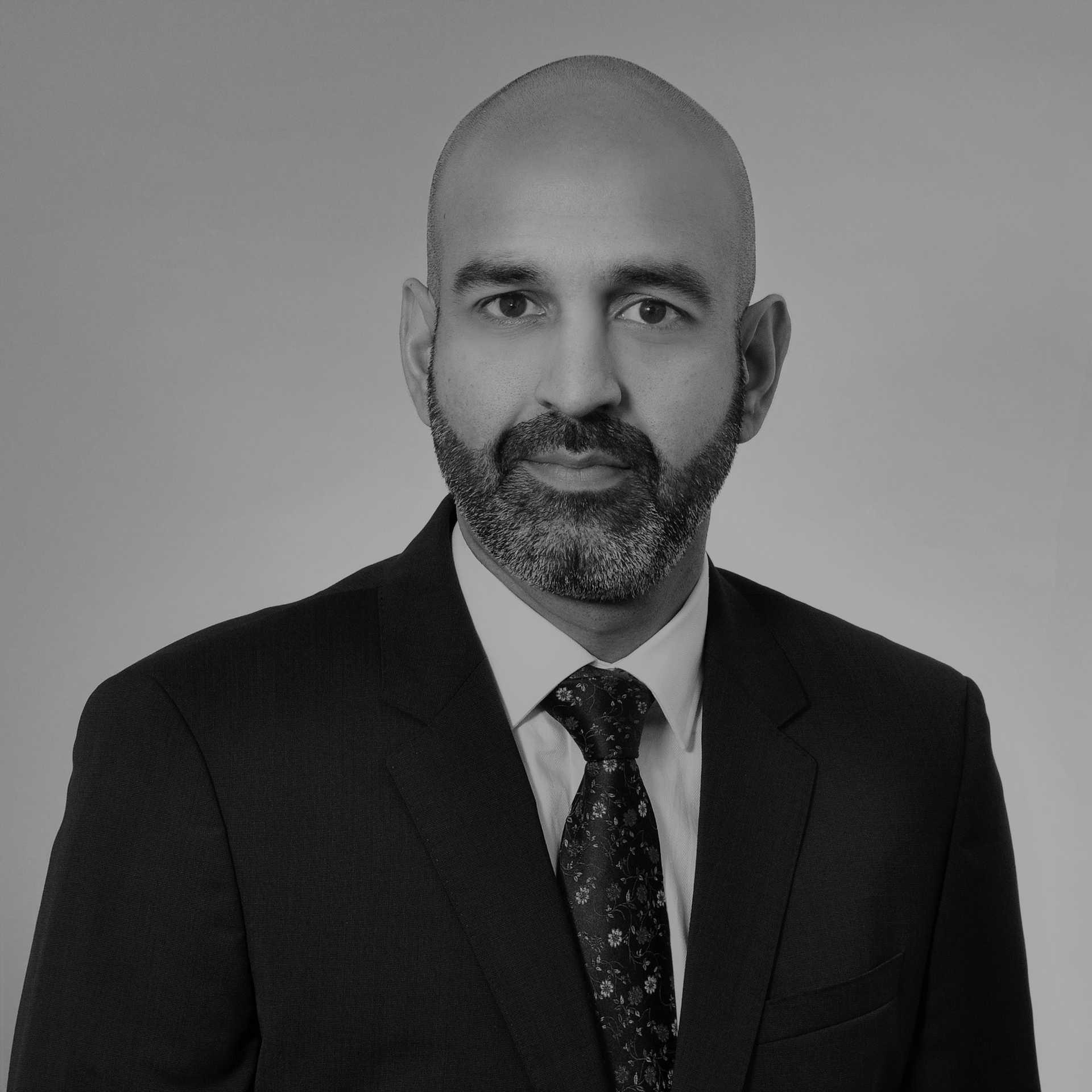 Marlin Hawk Toronto's Client Partner Sachin Sama