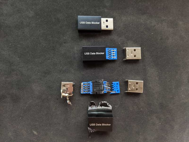 Dismantled Dongle