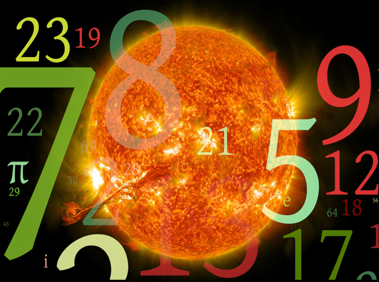 Sun Or Attitude Numbers
