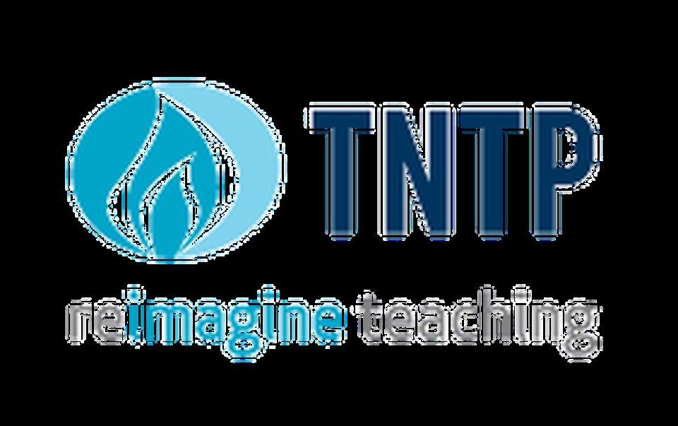 TNTP reimagine thinking