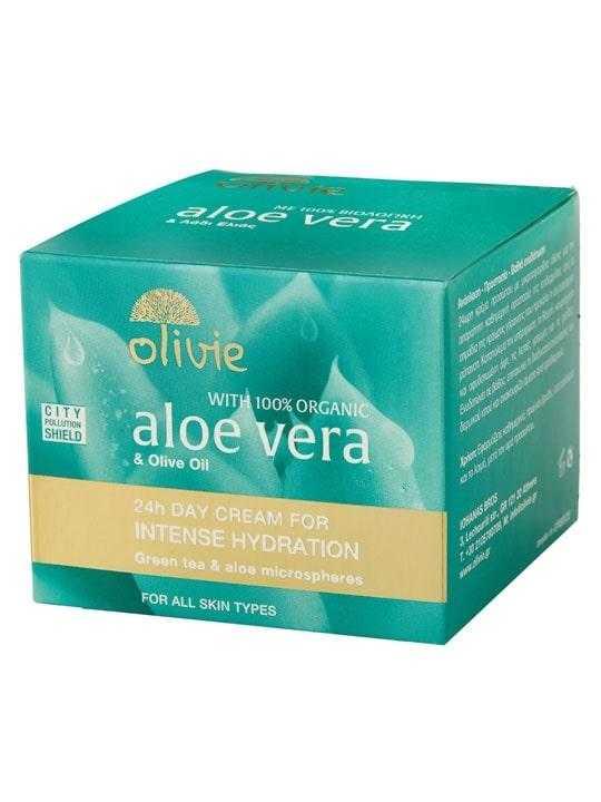 24h Gesichtscreme mit Aloe Vera – 60ml