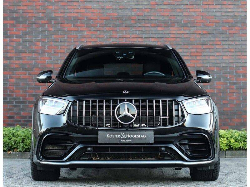 Mercedes-Benz GLC 63 S AMG 4-MATIC+ *510 PK*Facelift*Driver Package*Assistent Plus* afbeelding 12