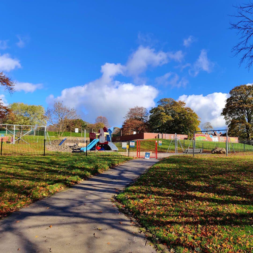 Potternewton Park Childrens Play Area